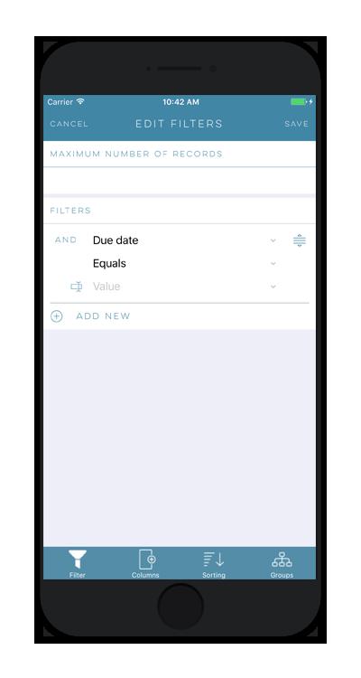 Filtering on dates | Popdock